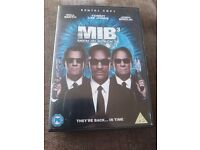 Men in black 3 DVD. MIB3. Good cond