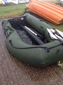 Quicksilver Inflatable Boat