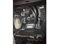 AM3+ fx 8350 bundle (cpu, motherboar, ram and water cooler)