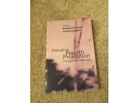 Evaluating health promotion practise and methods by Thorogood and Coombes