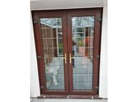 French Doors Rosewood