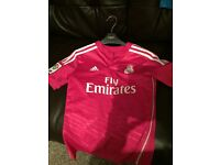 Football tops - various teams - not fake all bought from reputable sports shops