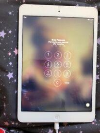 iPad mini cracked screen £80