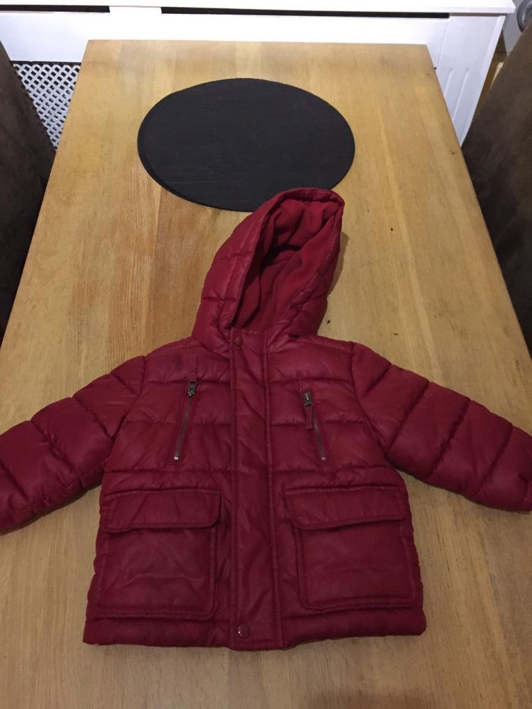 Baby Gap 12-18 months winter coat