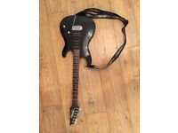 Ibanez GSA60 Black night guitar (used like new)