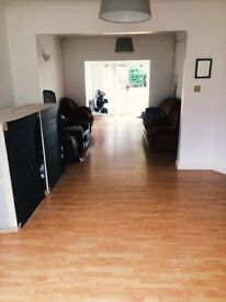 3 Bedroom House in Bruce Grove/Tottenham/Seven Sisters with Gigantic Living Room and Large Garden
