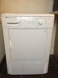 Condensor tumble dryer