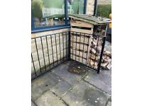 Wrought iron fence SOLD