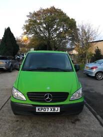 Mercedes Benz Vito LWB 2007