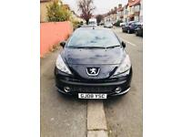 Peugeot 207 convertible LOW MILAGE!!!