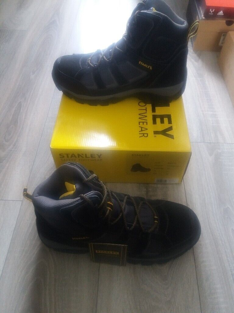 fa576d0bd5b STANLEY MENS SAFETY BOOTS UK 12 | in Leeds City Centre, West Yorkshire |  Gumtree