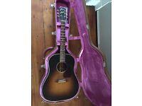 Gibson J45 True Vintage 'Banner' Headstock Acoustic Guitar Hummingbird D18 D28 HD28