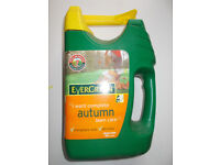 Evergreen Autumn Lawn Care Scatter Pack 100 sq m Complete Autumn Lawn Care. New
