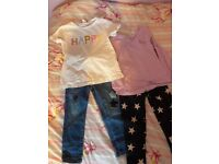 Age 3-4 clothes bundle