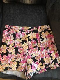 Women's shorts and skirt bundle size 10