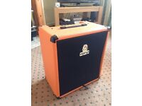 Orange Crush 35b Bass Amp