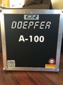 Doepfer A-100P9 Eurorack Case (9U x 84hp PSU-3) Used in Very Good Condition