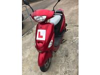 Lexmoto scout 50cc moped