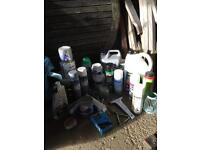 Loads of Car and garden products