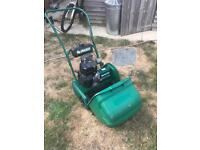 Super Qualcast Classic Petrol Lawnmower 35s