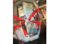 FREE Fiction Books, ideal for school fete or car boot sale