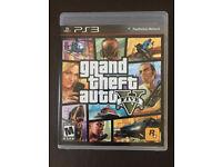PS3 GTA 5 & FIFA 14 GAMES