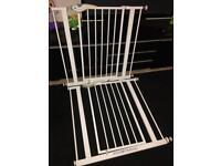 Lindam safety gates £10 each