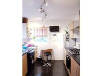 REFURBISHED: DOUBLE ROOM: NOW AVAILABLE: 5MINS WALK TO PLAISTOW STATION: ALL BILLS INC + WIFI
