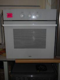 Amica Fan Oven. 63 litre, 8 heating functions + light, Very good condition & very clean £60