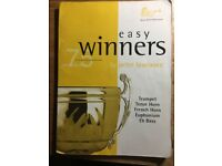 easy winner by Peter Lawrance for Brass instruments