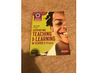 Teaching and learning in schools