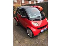 Low milage smart 450 pure
