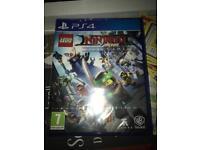 Lego Ninjago PS4 game