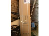 Shower basin and Enclosure brand new