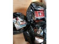 Over 200 DVD's