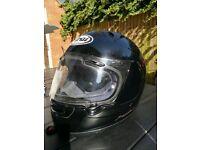 Arai Astro R motorbike helmet - Medium size