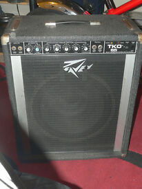 Peavey TKO 65 Bass Amplifier perfect sound guitar keyboard
