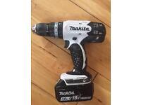 Makita DHP453 hammer drill