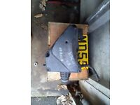 Breaking ybr 125 lots of parts still left all cheap 55 plate