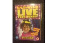 Mrs Browns boys dvds