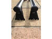 Original BMW series 3 (e46)Roof rack bars