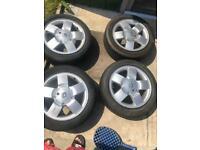 """Alloy wheels 15"""""""