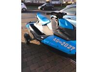 Seadoo Spark 3up HO (90hp) with IVR and VTS