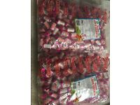 3kg Swizzels Mini Love Hearts, Sealed bags, retro wedding favour gift party bag candy bulk wholesale