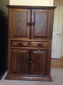 Palisander Wood Cabinet