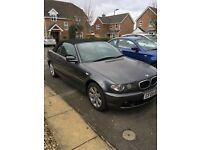 BMW 3 SERIES 2.0 318Ci SE 2dr Immaculate condition
