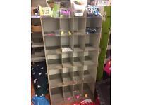 Shop display 24 pockets
