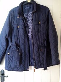 Ladies Peter Storm lightweght coat size 16