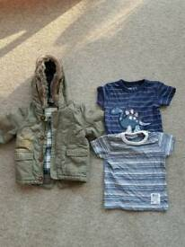 Boys winter bundle 6-9 months