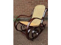 Vintage Style Rocking Chair / Armchair - Reduced